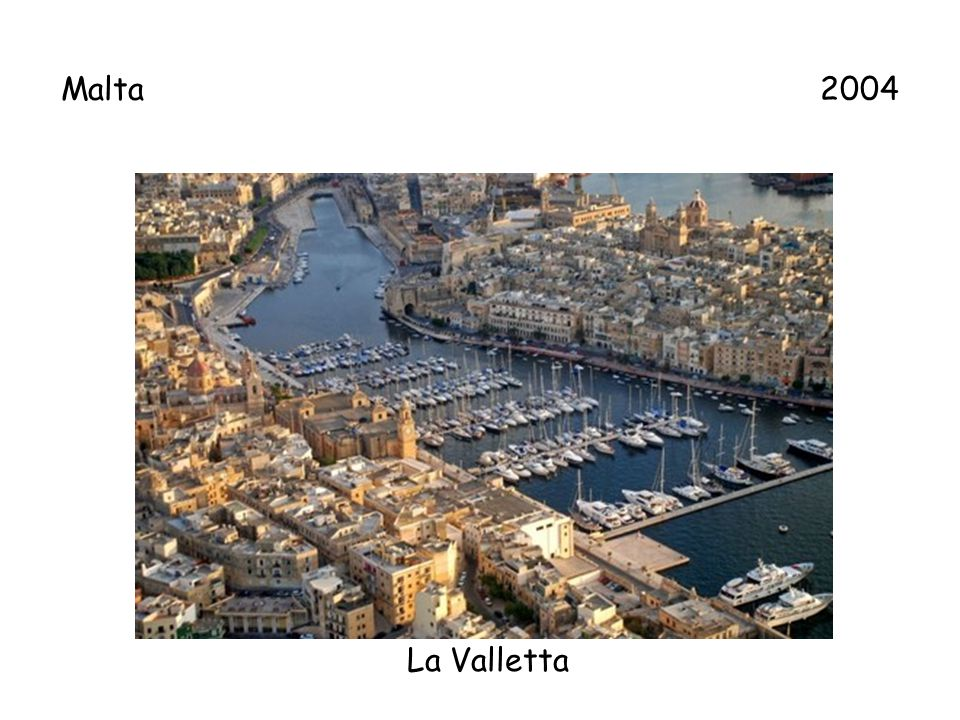 Malta 2004 La Valletta