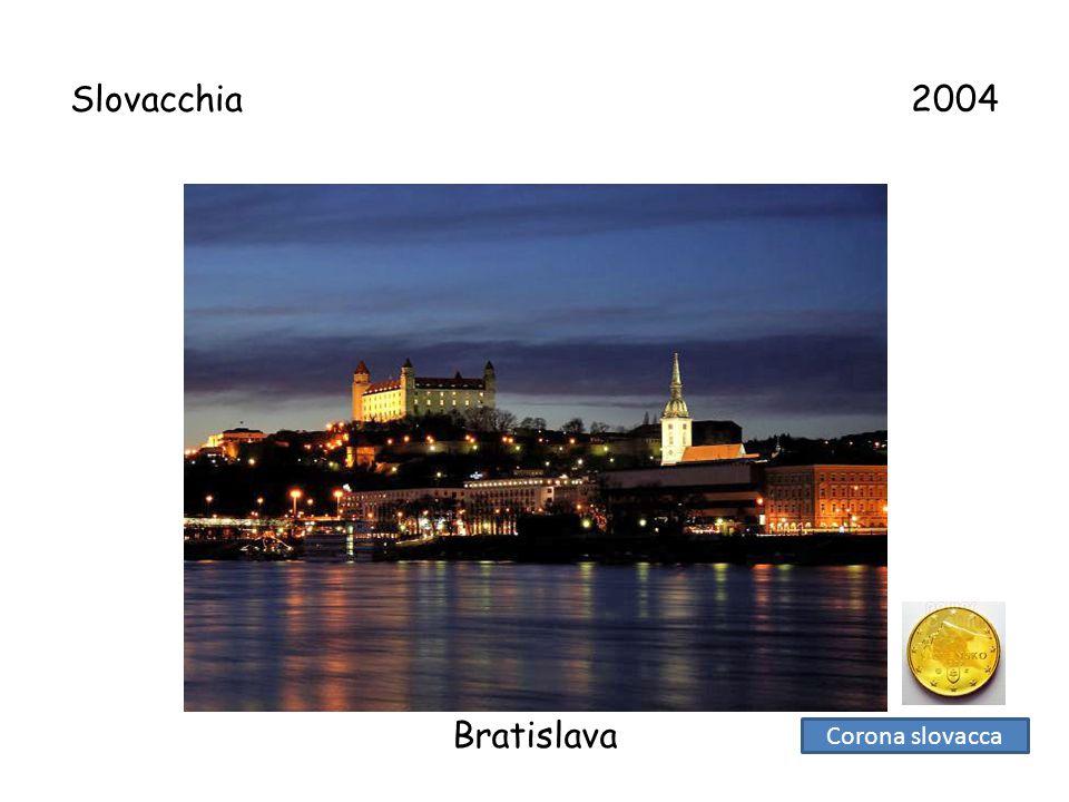 Slovacchia 2004 Bratislava.