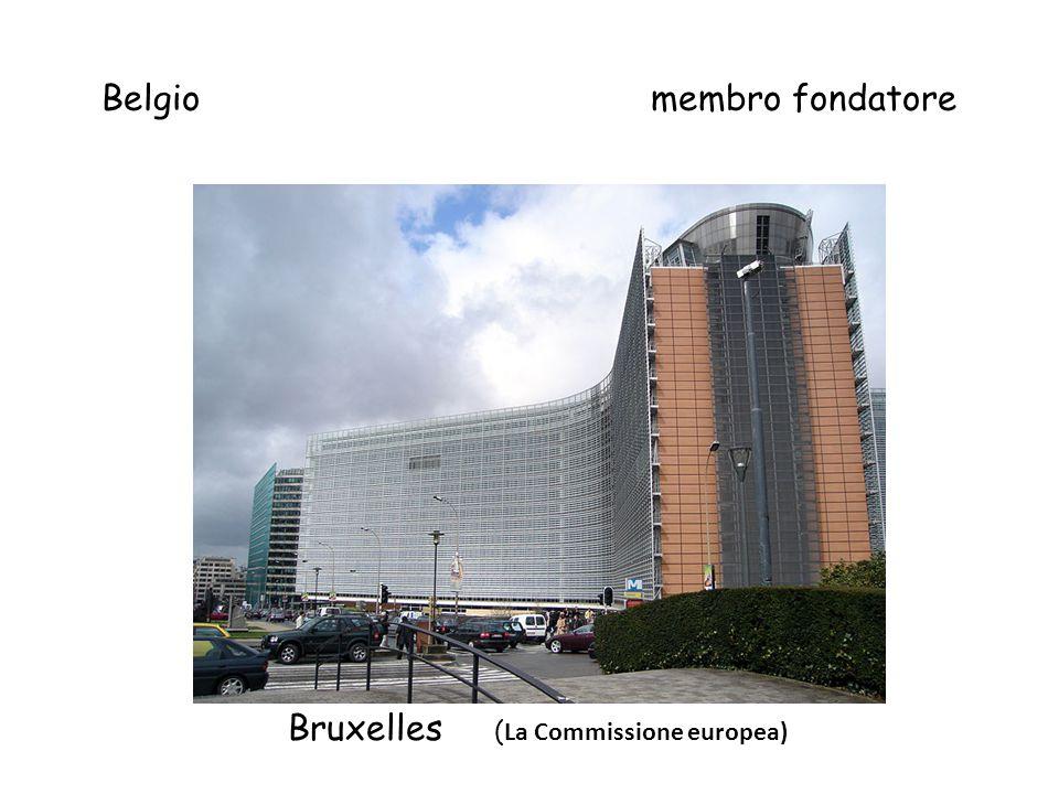 Belgio membro fondatore