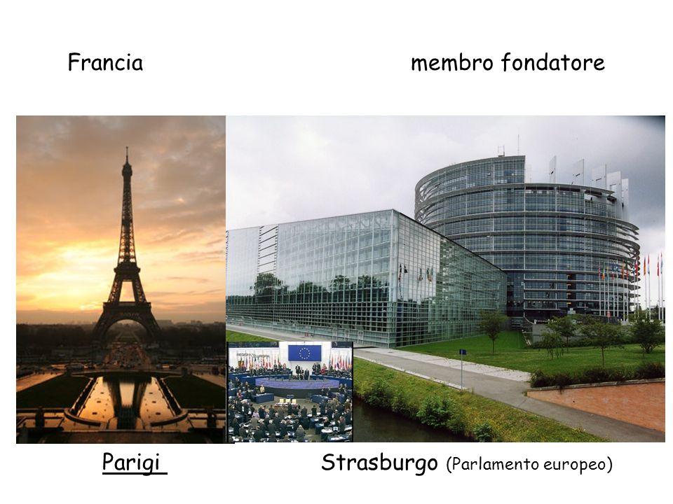 Francia membro fondatore