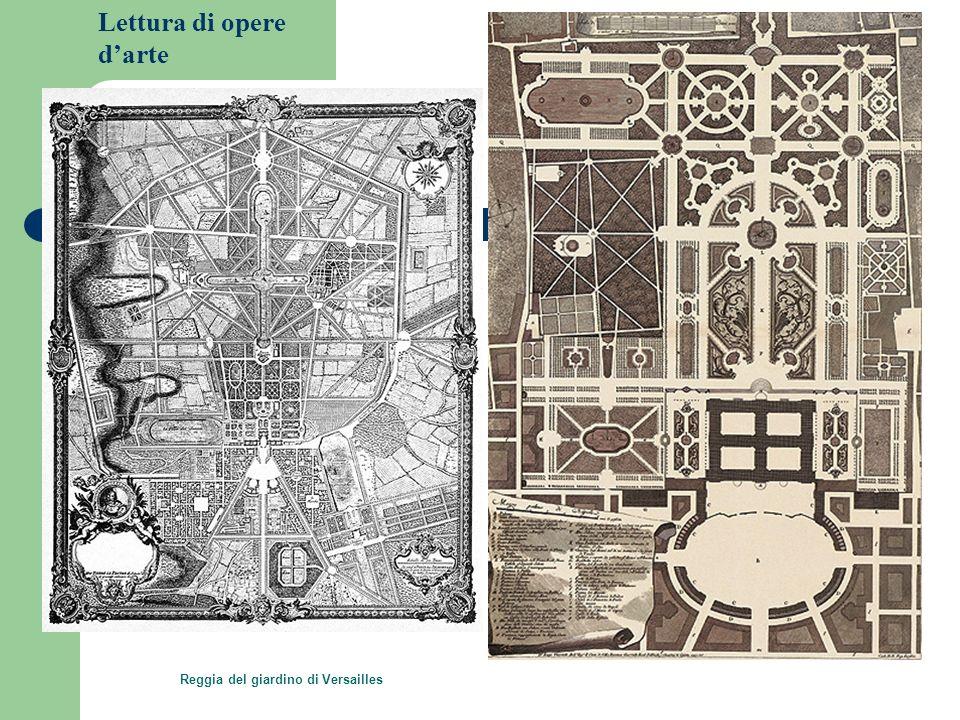Reggia del giardino di Versailles