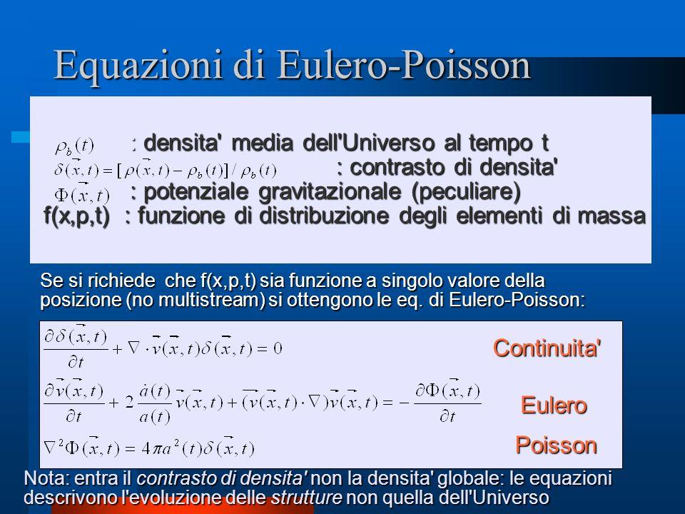 Equazioni di Eulero-Poisson