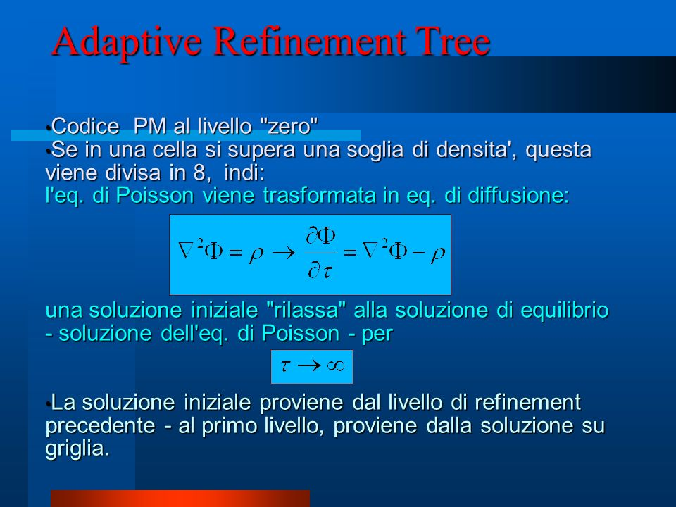 Adaptive Refinement Tree