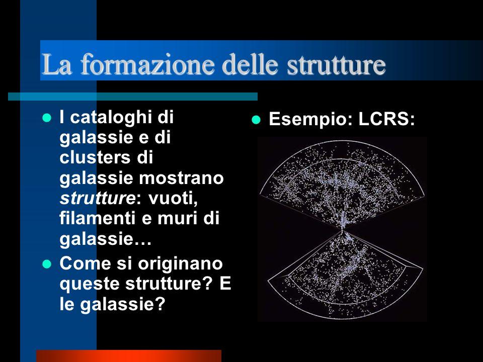 La formazione delle strutture