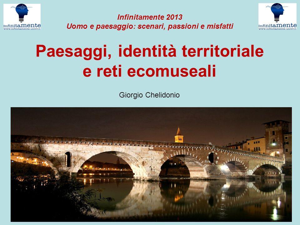 Paesaggi, identità territoriale e reti ecomuseali