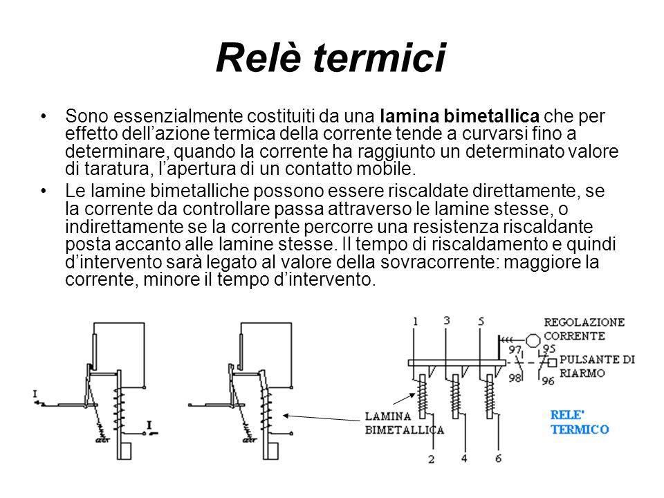 Relè termici