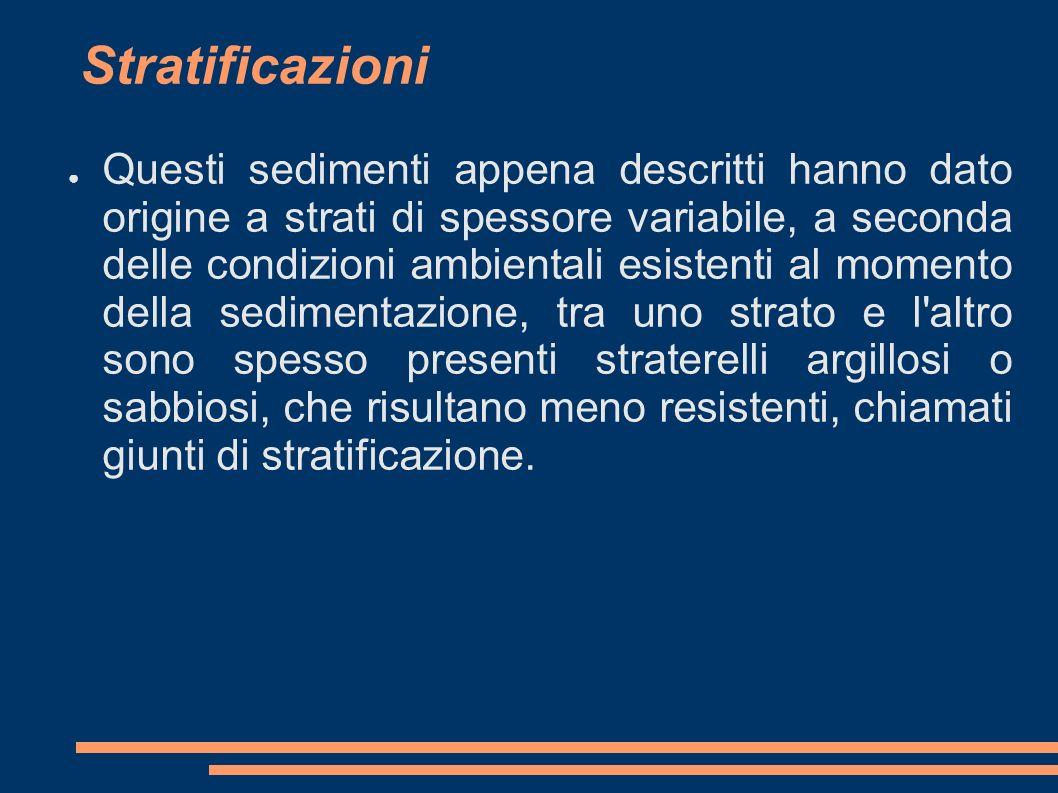 Stratificazioni