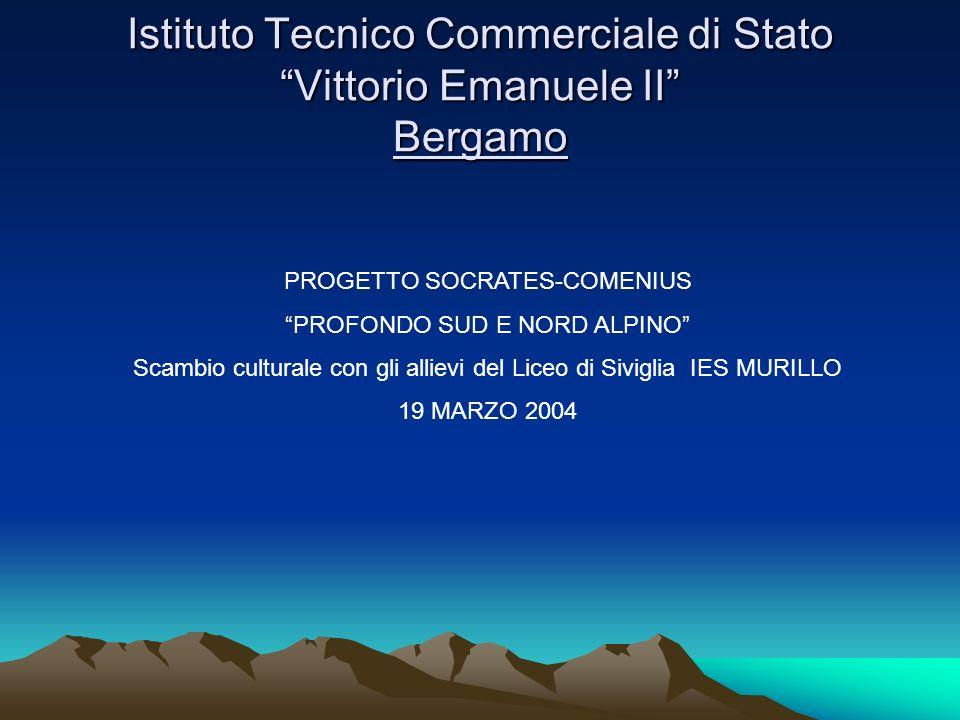 Istituto Tecnico Commerciale di Stato Vittorio Emanuele II Bergamo