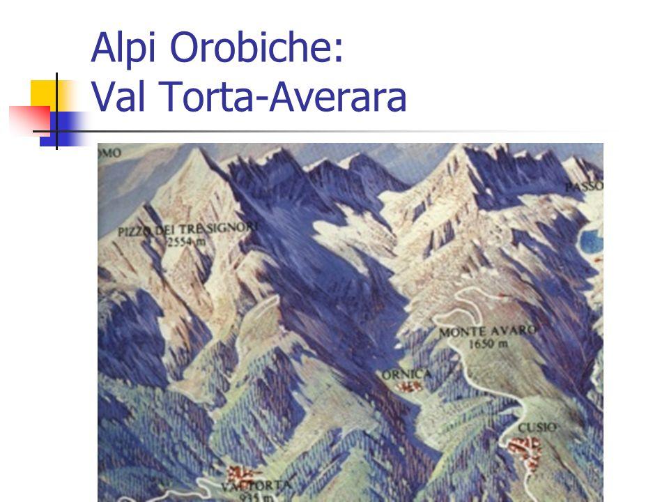 Alpi Orobiche: Val Torta-Averara