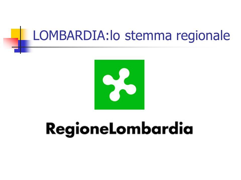 LOMBARDIA:lo stemma regionale