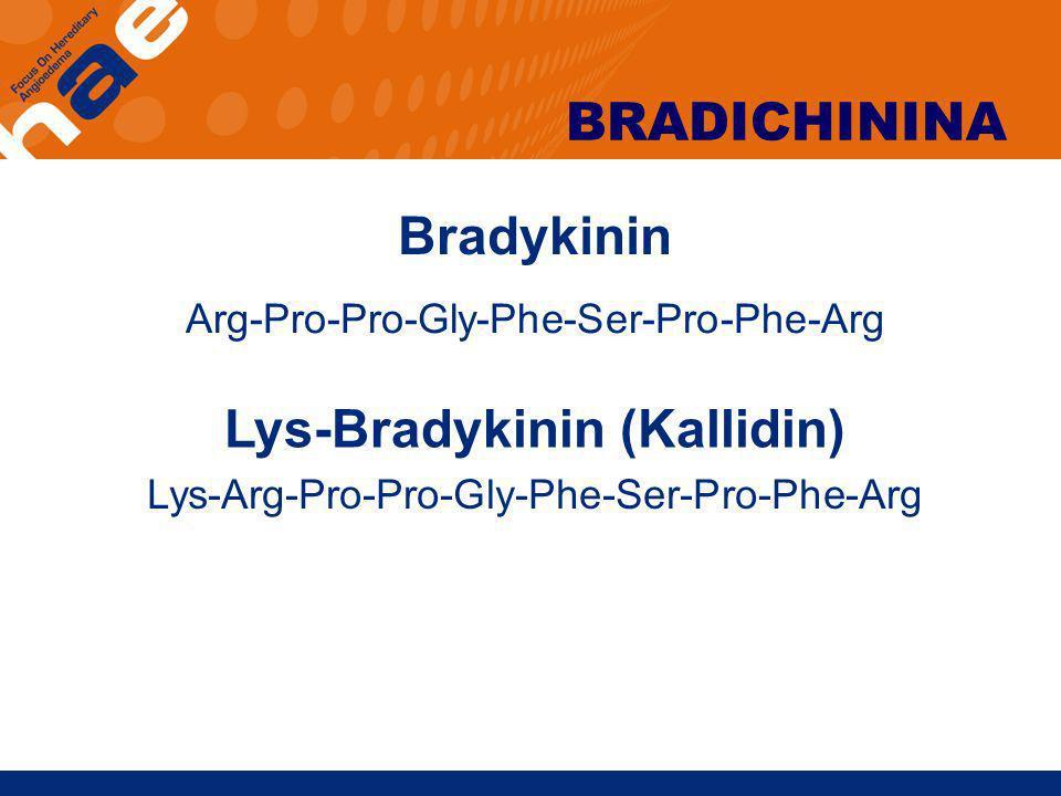 Lys-Bradykinin (Kallidin)