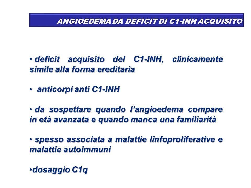 spesso associata a malattie linfoproliferative e malattie autoimmuni