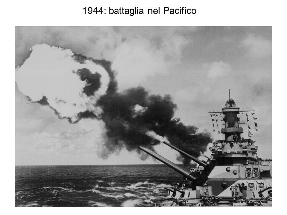 1944: battaglia nel Pacifico