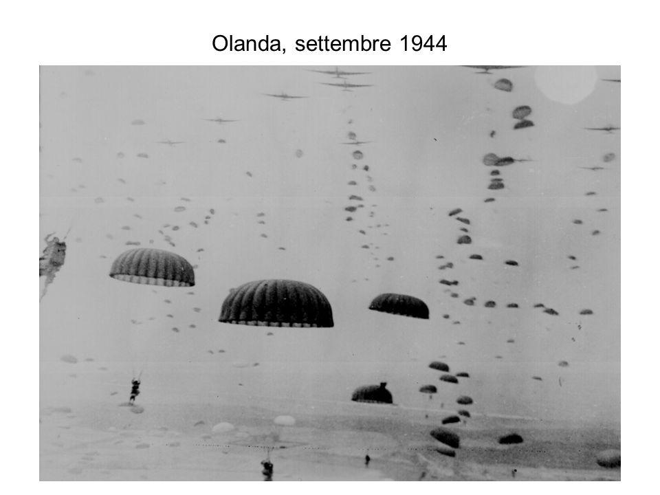 Olanda, settembre 1944
