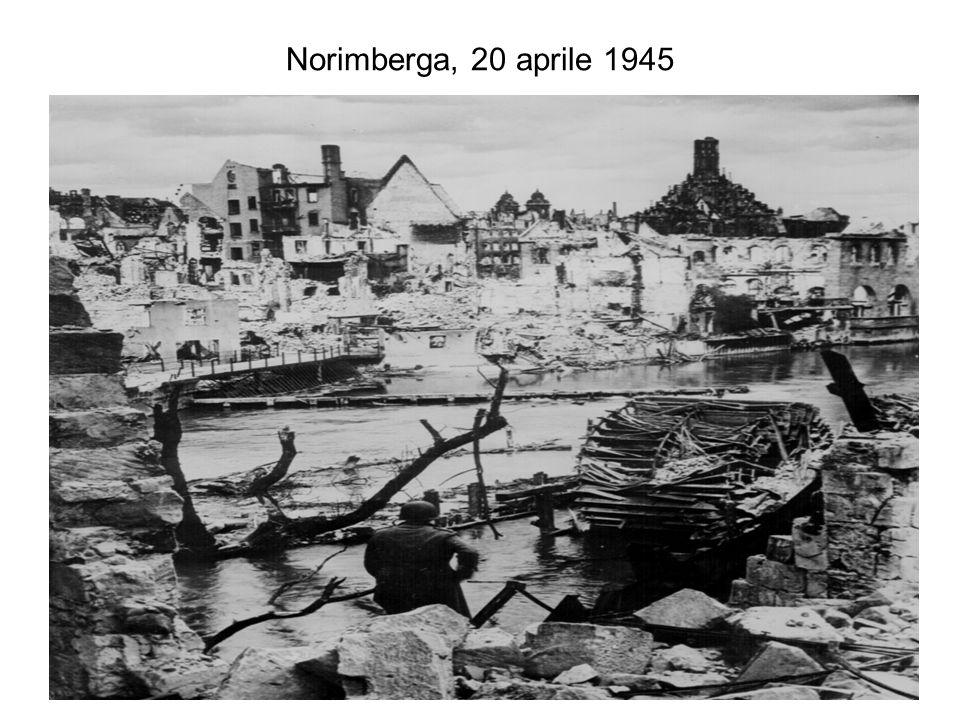 Norimberga, 20 aprile 1945
