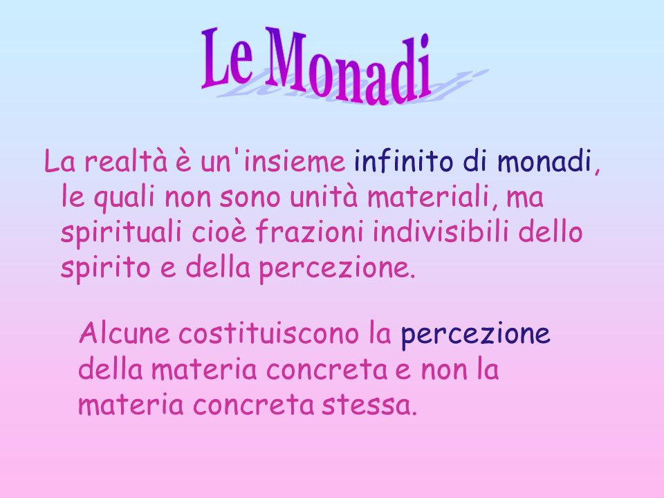 Le Monadi