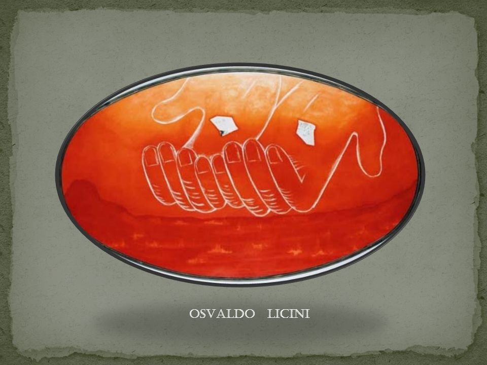 OSVALDO LICINI