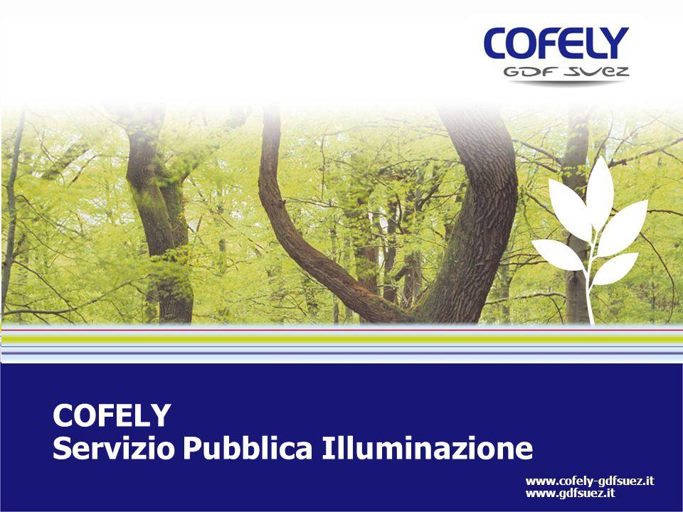 Servizio Pubblica Illuminazione