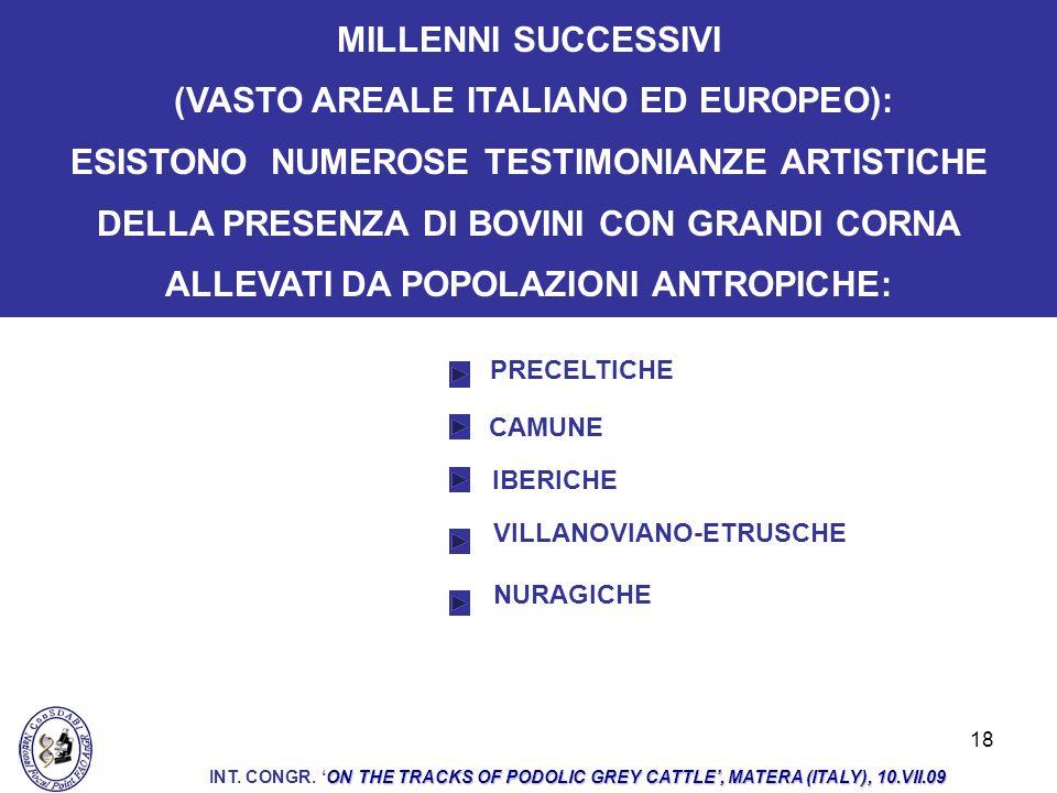 (VASTO AREALE ITALIANO ED EUROPEO): VILLANOVIANO-ETRUSCHE