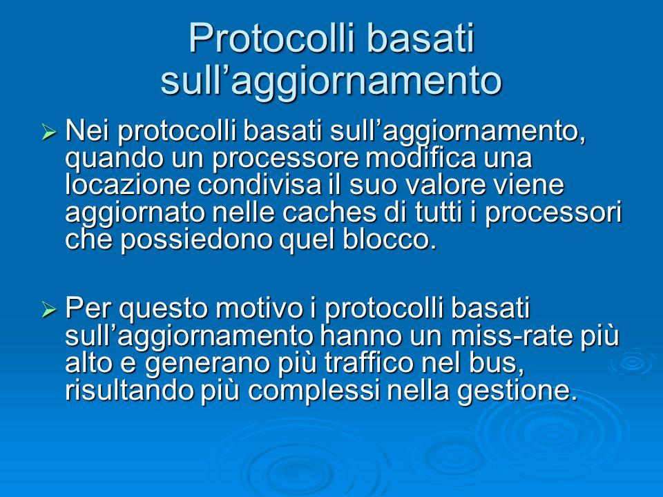 Protocolli basati sull'aggiornamento