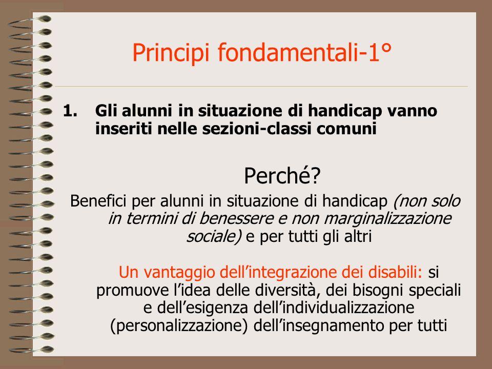 Principi fondamentali-1°