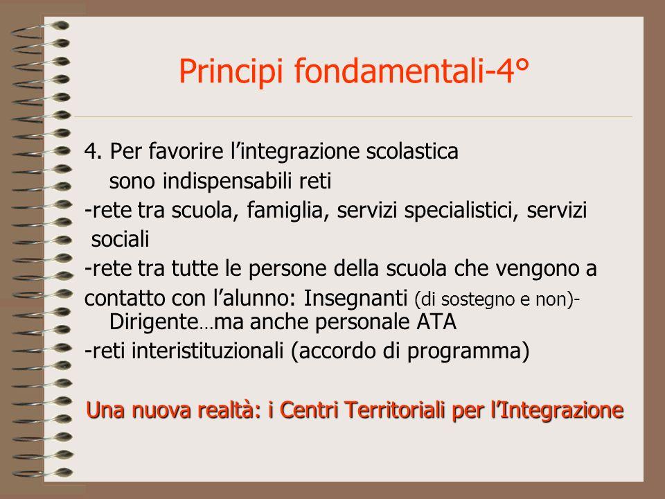 Principi fondamentali-4°