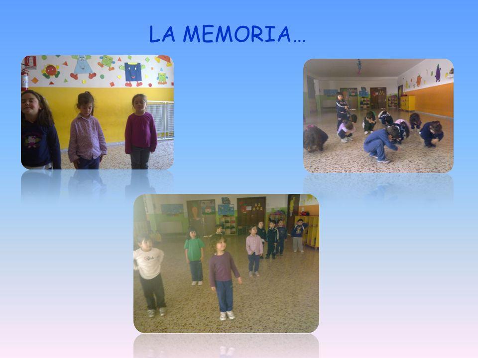 LA MEMORIA…