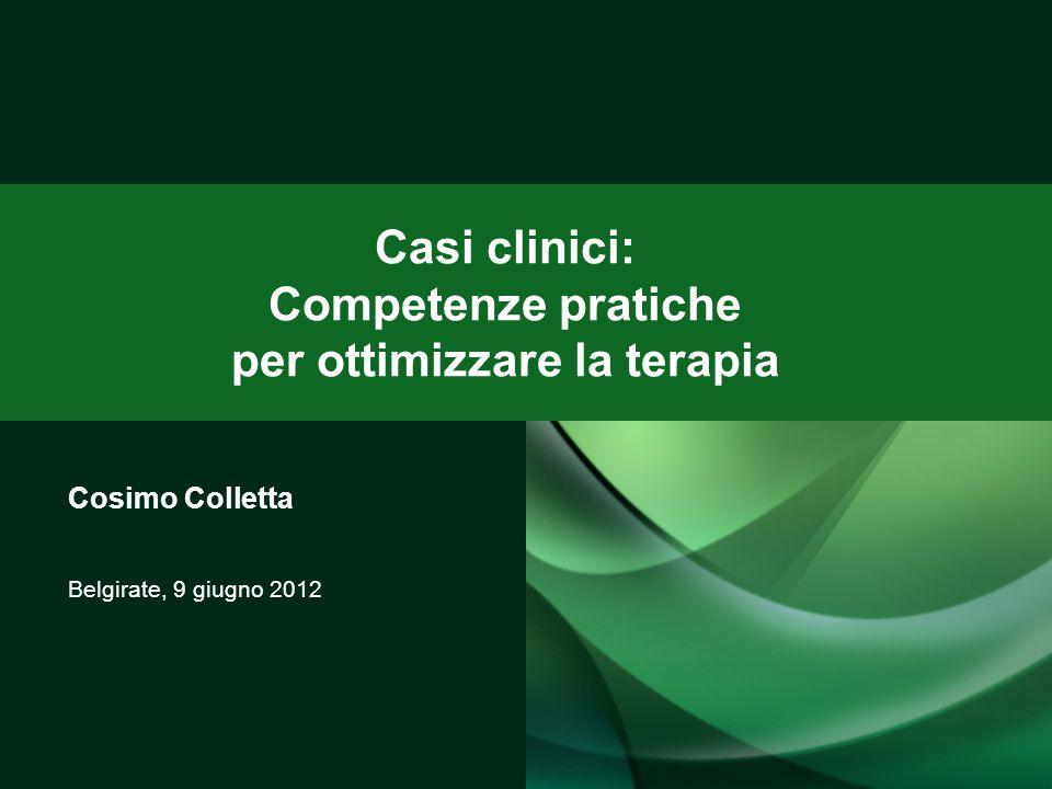 Casi clinici: Competenze pratiche per ottimizzare la terapia