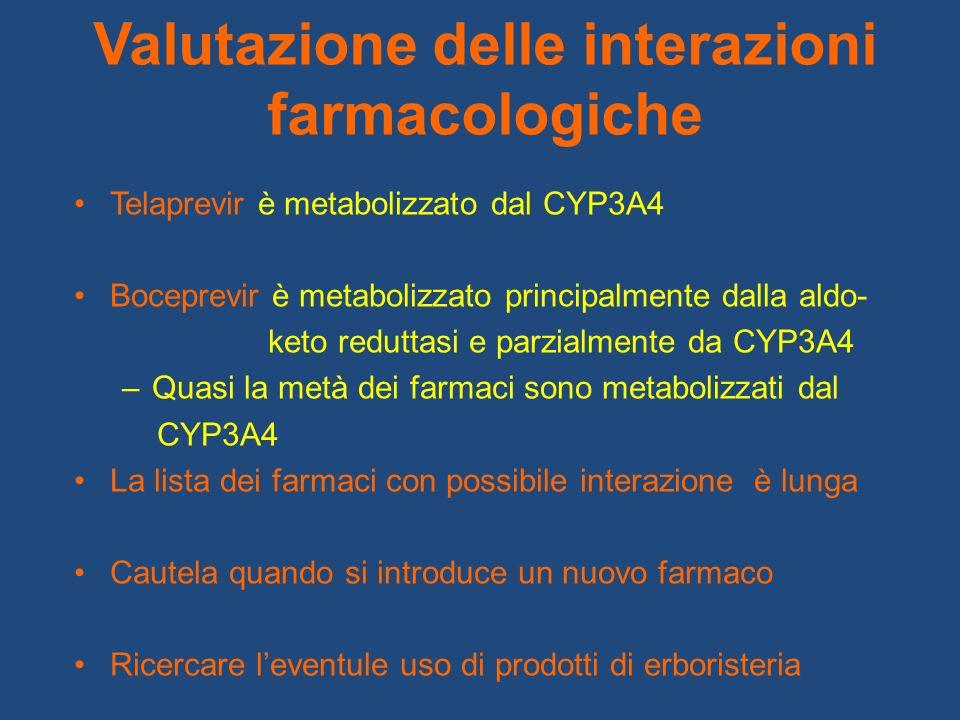 Valutazione delle interazioni farmacologiche