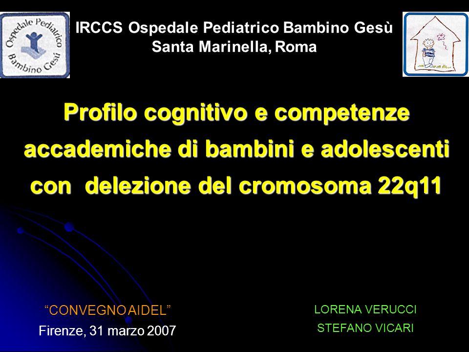 IRCCS Ospedale Pediatrico Bambino Gesù Santa Marinella, Roma