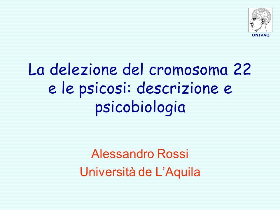 Alessandro Rossi Università de L'Aquila