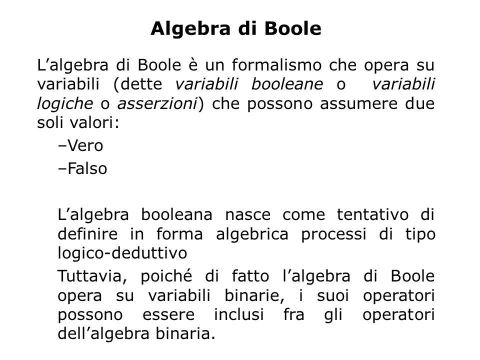 Algebra di Boole