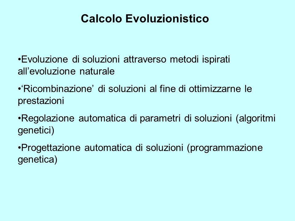 Calcolo Evoluzionistico