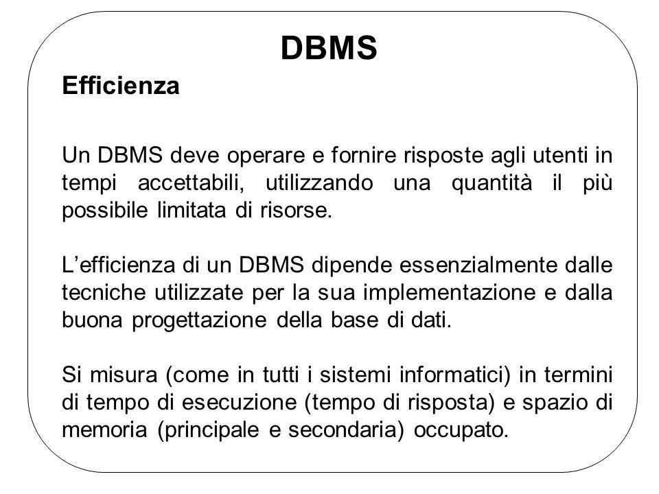 DBMSEfficienza.