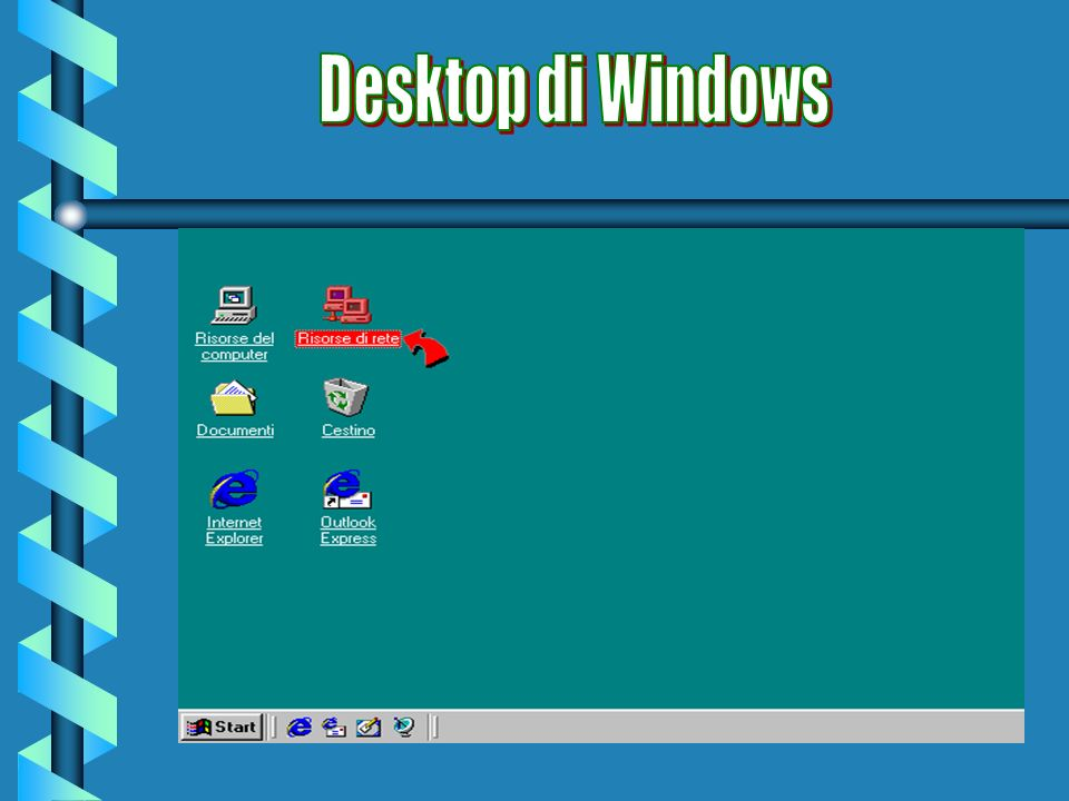 Desktop di Windows