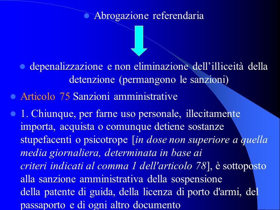 Abrogazione referendaria