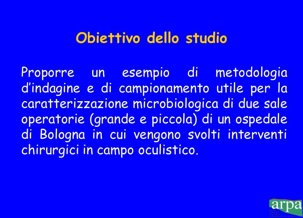 Obiettivo dello studio