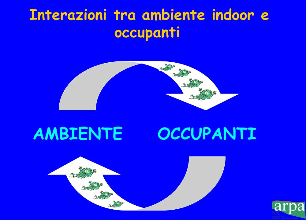 Interazioni tra ambiente indoor e occupanti