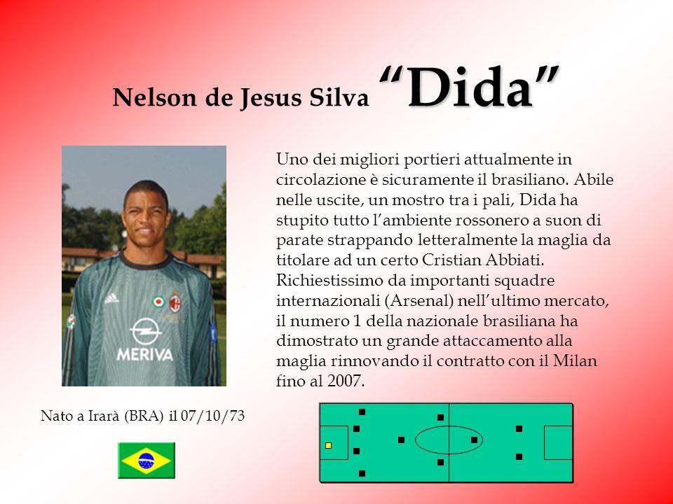 Nelson de Jesus Silva Dida