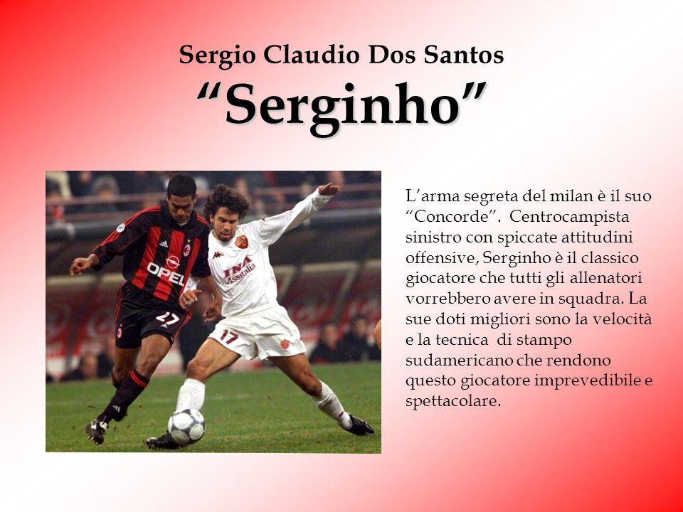 Sergio Claudio Dos Santos Serginho