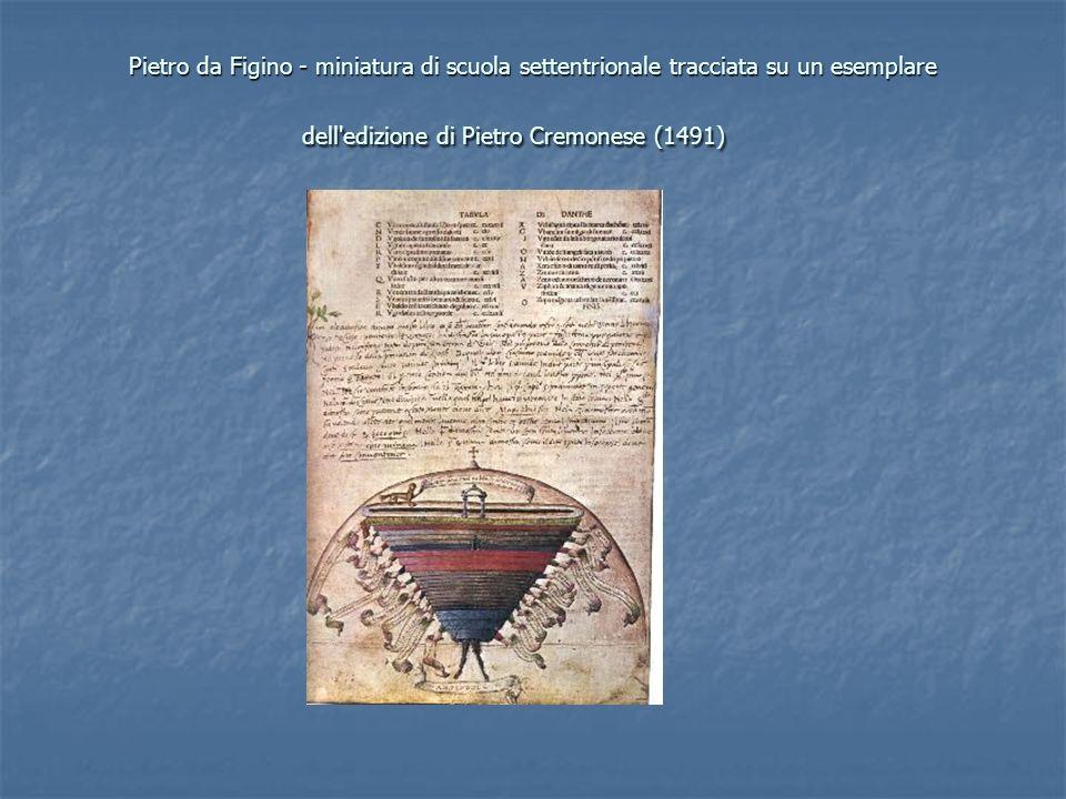 Pietro da Figino - miniatura di scuola settentrionale tracciata su un esemplare dell edizione di Pietro Cremonese (1491)