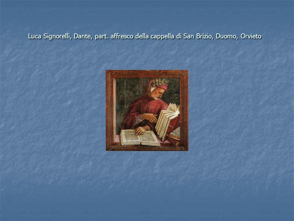 Luca Signorelli, Dante, part