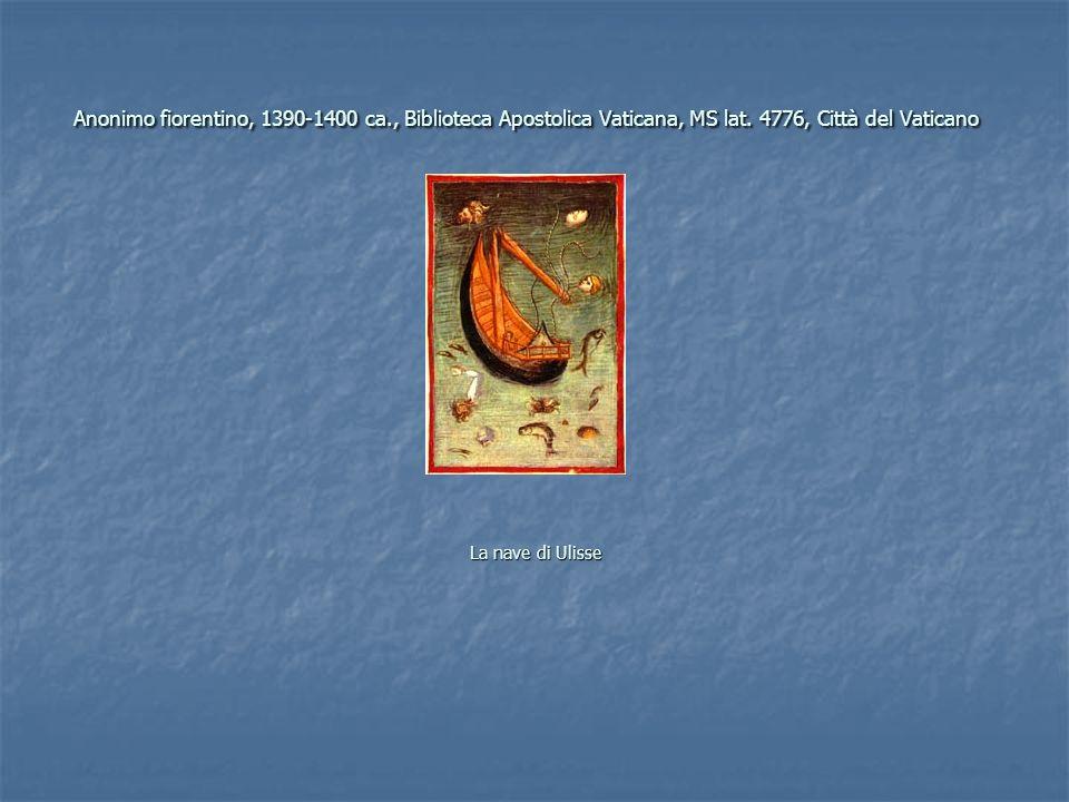 Anonimo fiorentino, 1390-1400 ca