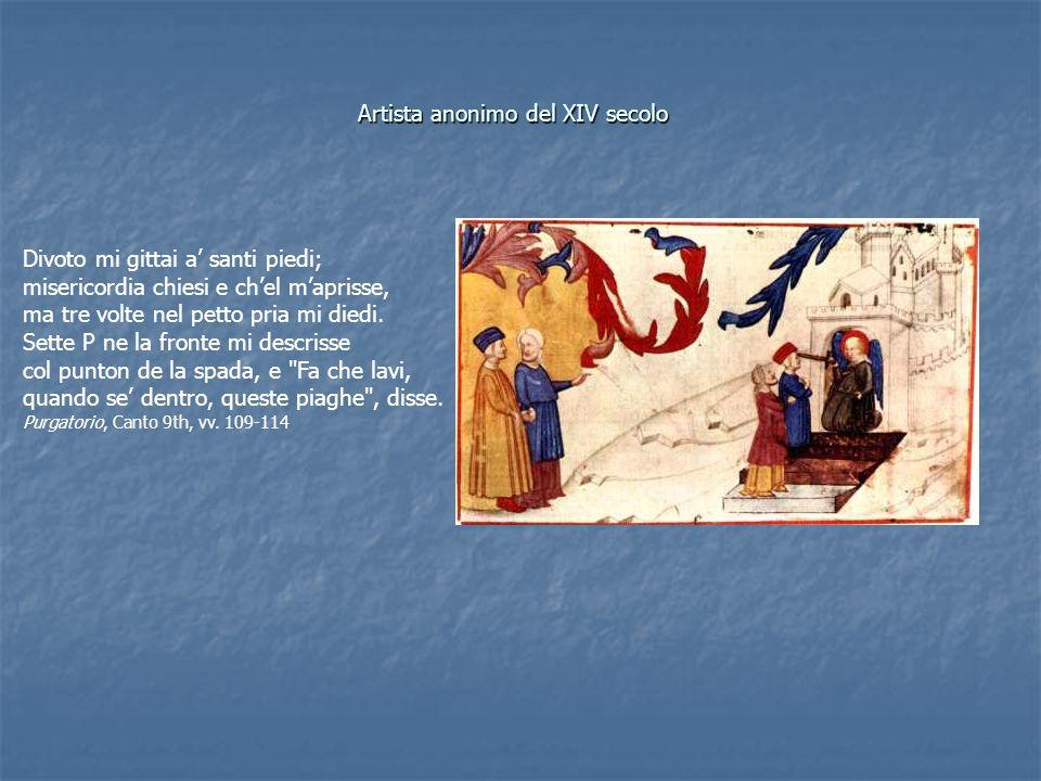 Artista anonimo del XIV secolo