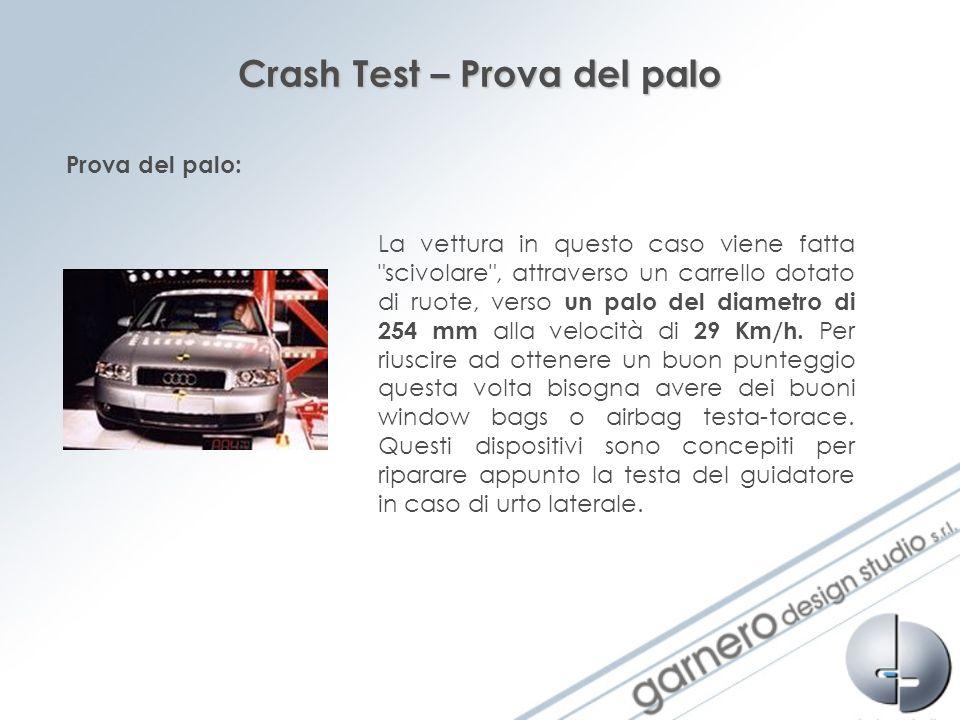 Crash Test – Prova del palo
