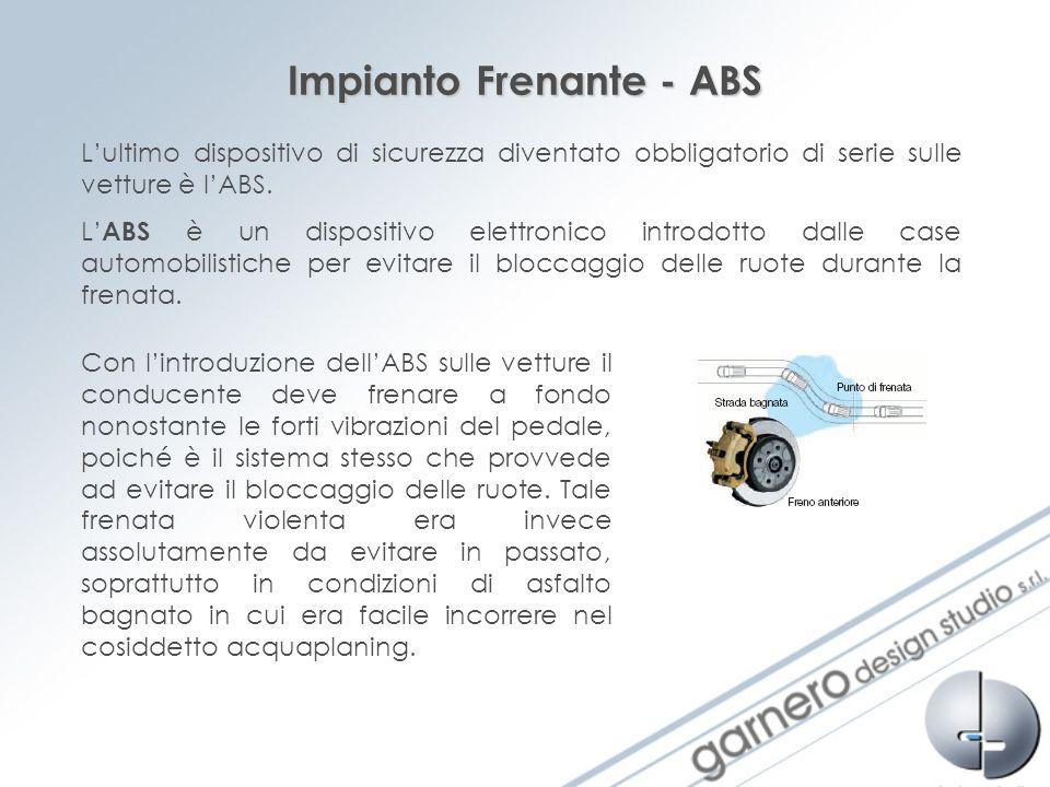 Impianto Frenante - ABS