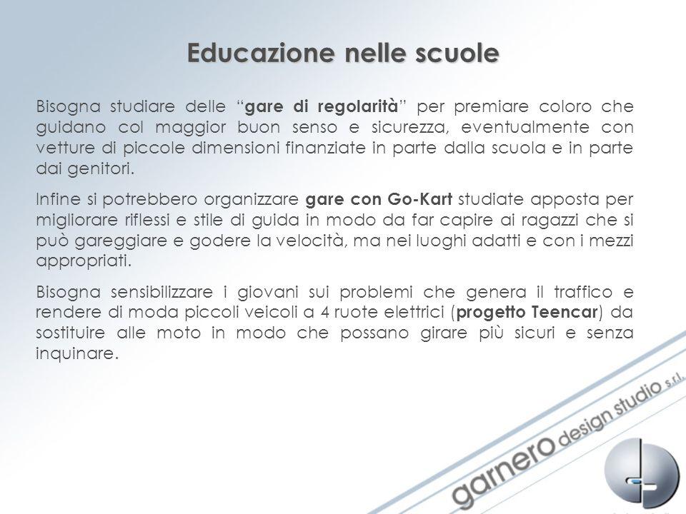 Educazione nelle scuole