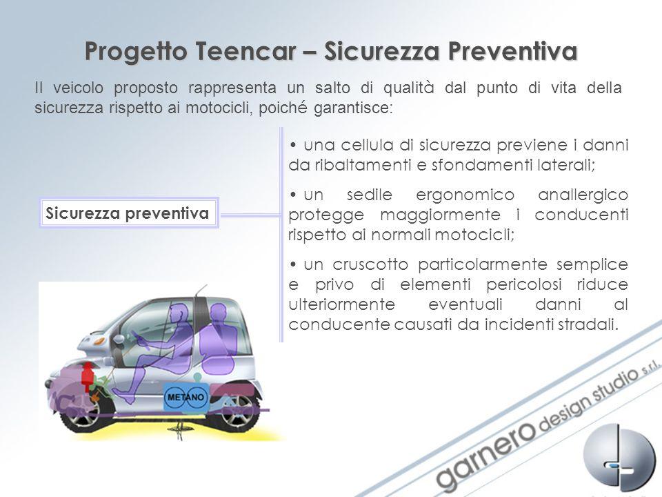 Progetto Teencar – Sicurezza Preventiva