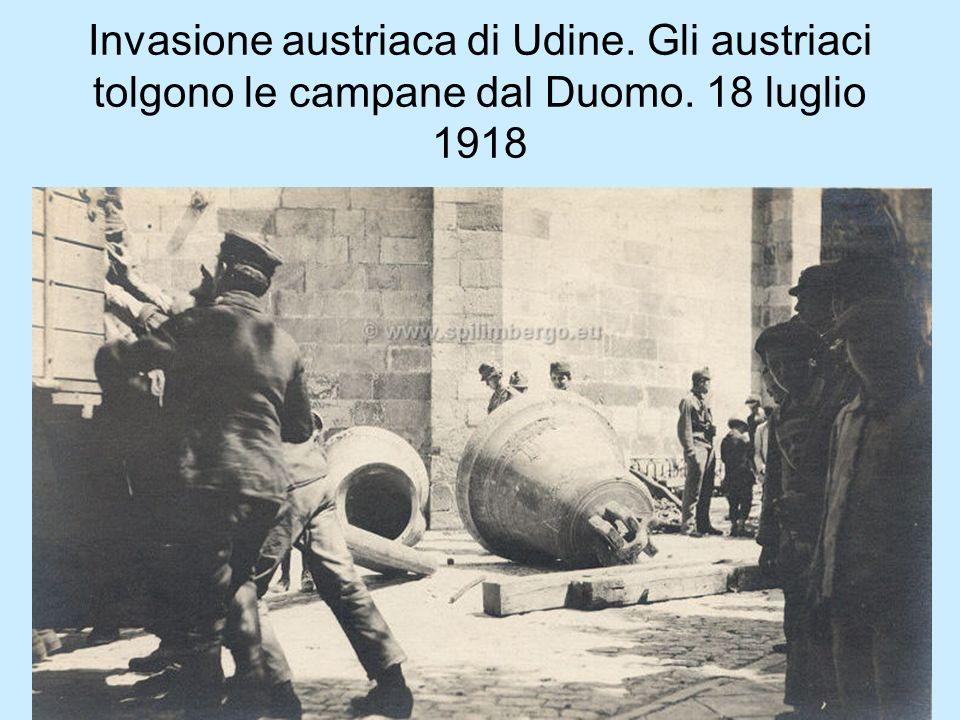 Invasione austriaca di Udine