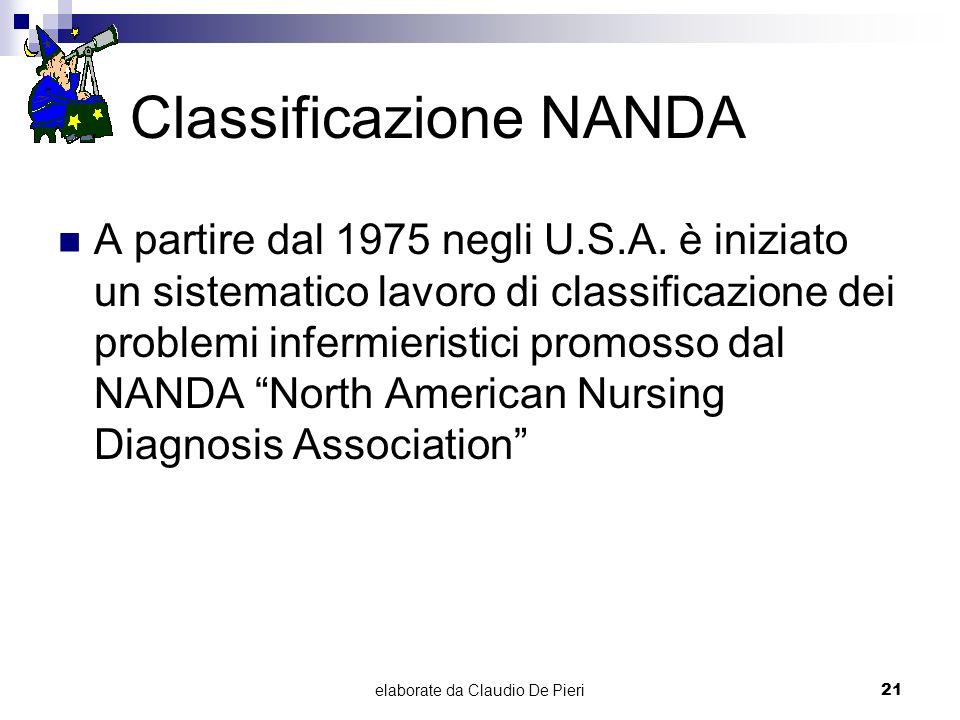 Classificazione NANDA